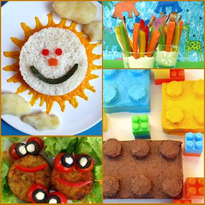 Cucina creativa interno 105 for Ricette per bimbi